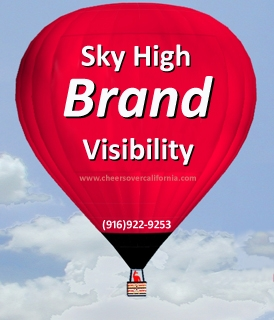 Custom Branded Hot Air Balloons - Banner Programs