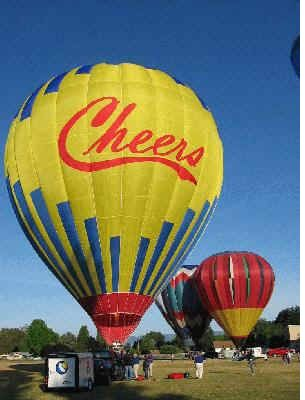 Wild Rogue Balloon Festival - Grants Pass, OR