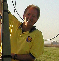 David Wakefield - Owner/Chief Pilot